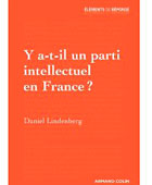 Y a-t-il un parti intellectuel en France ? | La Nouvelle Action Royaliste