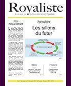 Agriculture : les sillons du futur | La Nouvelle Action Royaliste