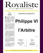 Espagne - Philippe VI l'Arbitre | La Nouvelle Action Royaliste