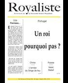 Portugal : Un roi pourquoi pas ? | La Nouvelle Action Royaliste