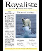 Changements climatiques | La Nouvelle Action Royaliste