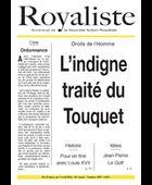 L'indigne traité du Touquet | La Nouvelle Action Royaliste