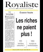 Les riches ne paient plus ! | La Nouvelle Action Royaliste