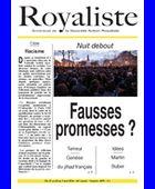 Nuit debout : Fausses promesses ? | La Nouvelle Action Royaliste