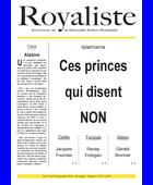 Ces princes qui disent NON  | La Nouvelle Action Royaliste