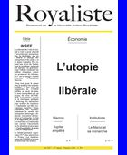 L'utopie libérale | La Nouvelle Action Royaliste
