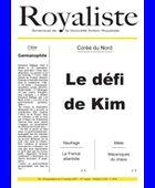 L.e défi de Kim | La Nouvelle Action Royaliste
