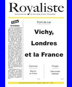 Vichy, Londres et le France | La boutique de la NAR
