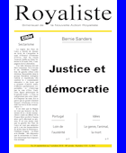 Justice et démocratie | La Nouvelle Action Royaliste
