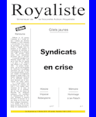 Syndicats en crise | La boutique de la NAR