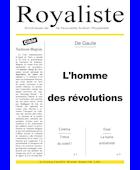De Gaulle, l'homme des révolutions | La Nouvelle Action Royaliste