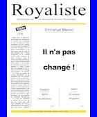 Macron - Il n'a pas changé ! | La boutique de la NAR