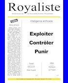 Exploiter Contrôler Punir | La Nouvelle Action Royaliste