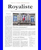 Vive les communes ! | La Nouvelle Action Royaliste