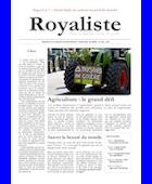 Agriculture : le grand défi | La Nouvelle Action Royaliste