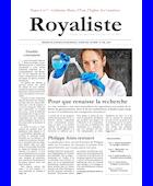 Pour que renaisse la recherche | La Nouvelle Action Royaliste