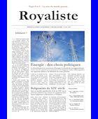 Énergie : des choix politiques   La Nouvelle Action Royaliste