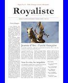 Jeanne d'Arc : l'unité française | La Nouvelle Action Royaliste