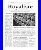 La France face au vide politique | La Nouvelle Action Royaliste