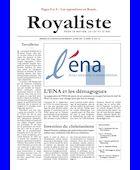 L'ENA et les démagogues | La Nouvelle Action Royaliste