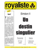Siméon II, un destin singulier | La Nouvelle Action Royaliste