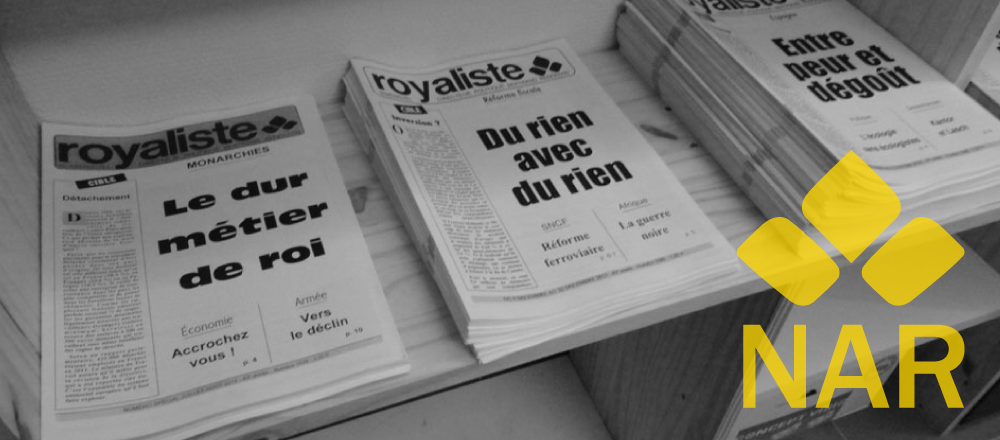 La nouvelle action royaliste