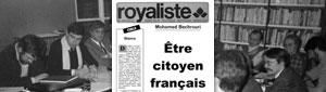 Projet de La NAR | La Nouvelle Action Royaliste