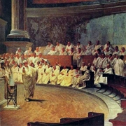 Le Senat romain   La Nouvelle Action Royaliste